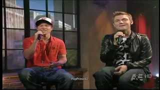 Backstreet Boys - Bigger (Acoustic) (Private Sessions) [High Quality Mp3]