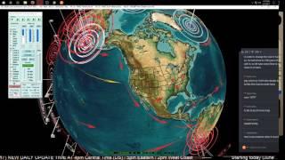 6/07/2017 -- Pacific Earthquake warnings -- New Deep EQ's = rough week ahead