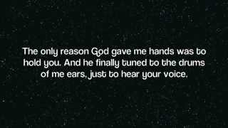 JP Cooper- The Only Reason Lyrics