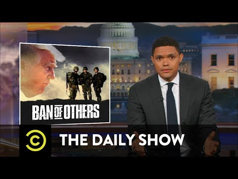 The GOP Fails to Repeal Obamacare (Again) & Trump Targets Trans Soldiers: The Daily Show