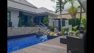Loch Palm Courtyard Villas | Large Well Maintained Three Bedroom Villa with Large Private Swimming Pool