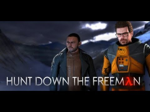 Gameplay de Hunt Down The Freeman