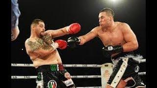 Joseph Parker Vs Andy Ruiz Jr  Highlights  Vacant WBO HW Belt