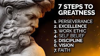 7 Steps to Begin Your Path To Greatness (Powerful Motivational Speech for Success - Billy Alsbrooks)