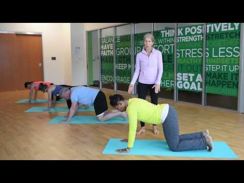 Yoga For Beginners | Downward-facing Dog | Mercy Health