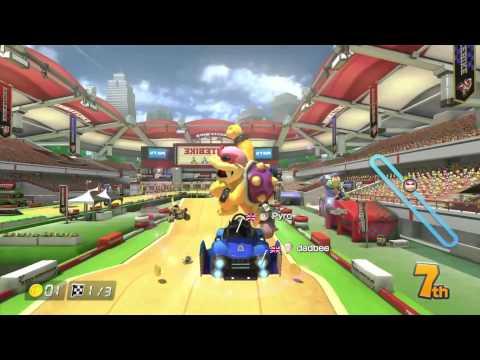 Mindcrack Mario Kart Rage Montage