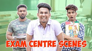 Funny Exam Centre Scenes | Hyderabadi Comedy | Warangal Diaries