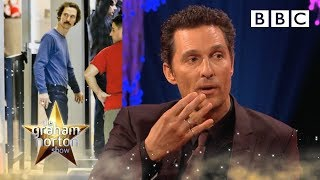 Matthew McConaughey discusses his weight loss | The Graham Norton Show - BBC
