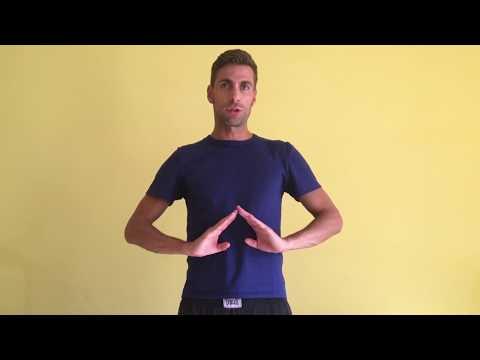 Sviluppo di contrattura del ginocchio esercitazioni congiunte