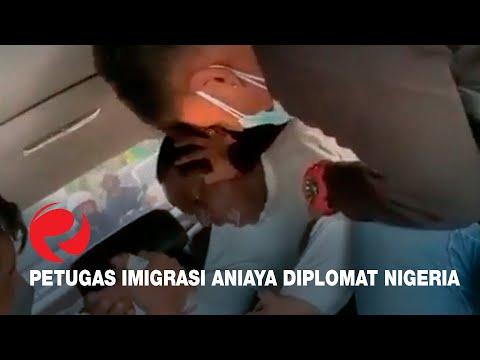 Petugas Imigrasi Aniaya Diplomat Nigeria