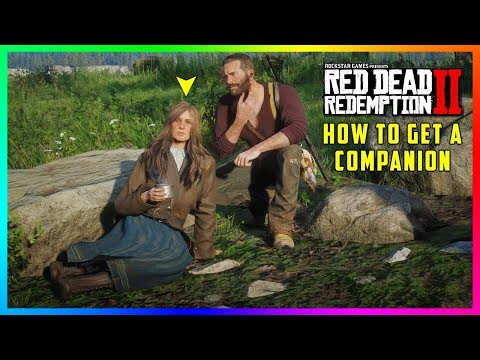 How To Get A Companion/Follower In Red Dead Redemption 2! (RDR2)