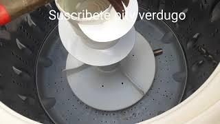 Como quitar las aspas o agitador de lavadora Easy