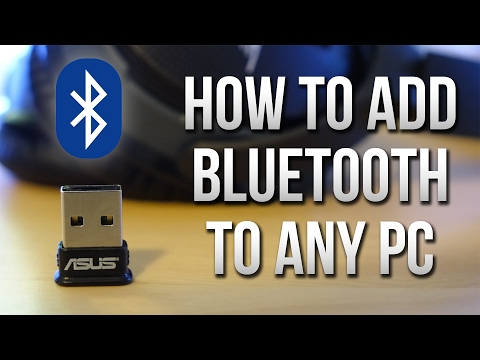 How to Add Bluetooth Audio to Any PC – 2 Minute Tech