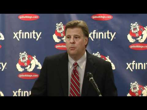 Pat Hill Fired