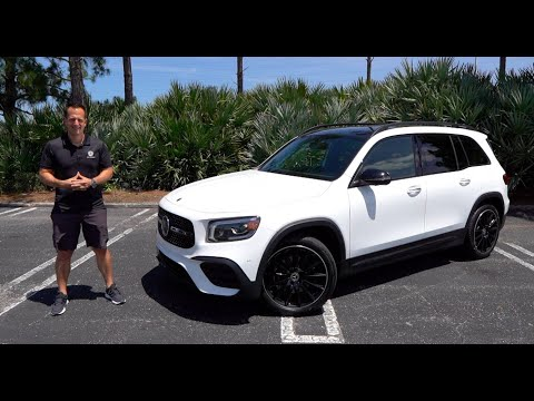 External Review Video -KzOD2k-FTQ for Mercedes-Benz GLB-Class Crossover (X247)