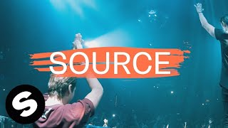 Lucas & Steve - Source (Official Music Video)