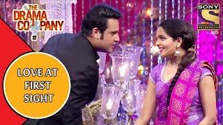 Krushna & Sugandha's Love At First Sight | The Drama Company