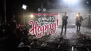 Di Balik Layar Video Clip Jomblo Happy | Gamma1