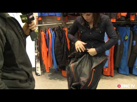 Snow Gear Preview: Millet 2014 Ski Suit at ISPO 2013