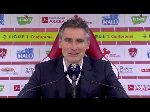 Brest - Saint-Étienne | La réaction des coaches