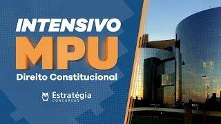 MPU | Direito Constitucional ÀS 08h30