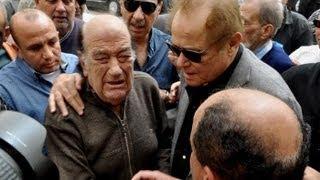 عزاء ابنة الفنان حسن حسني تحميل MP3
