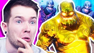 Zombies are BACK in Fortnite!