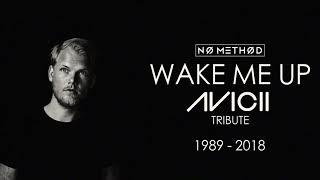 No Method - Wake Me Up (AVICII TRIBUTE)