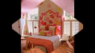Decorating Ideas For Little Girls Bedrooms