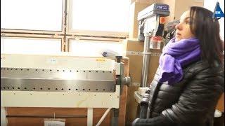Листогибочный станок FDB Maschinen ESF-1260B от компании ПКФ «Электромотор» - видео