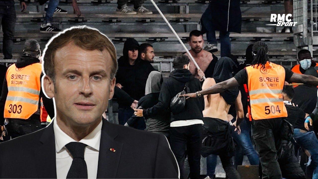 """Incidents en Ligue 1 : Rothen en appelle à Macron pour """"régler ce problème"""""""
