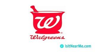 Find Walgreens Near Me