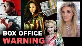 Box Office - Birds of Prey, Mulan, Black Widow, Wonder Woman 1984