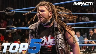 Top 5 Must-See Moments from IMPACT Wrestling for Mar 22, 2019   IMPACT! Highlights Mar 22, 2019