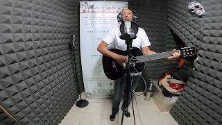 חגיגות יום הולדת ליאיר עצמון - הקלטת שיר קאבר באולפן הקלטות