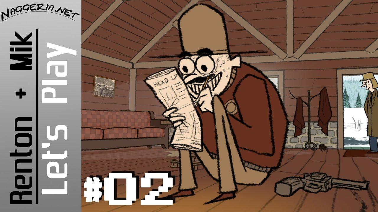 Puzzle Agent – Part 02 – Puzzlen im Regen