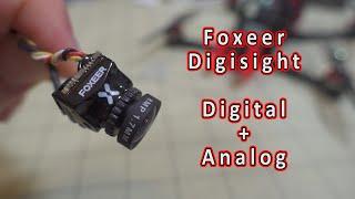 Foxeer Digisight SharkByte Digital & Analog FPV Camera ????