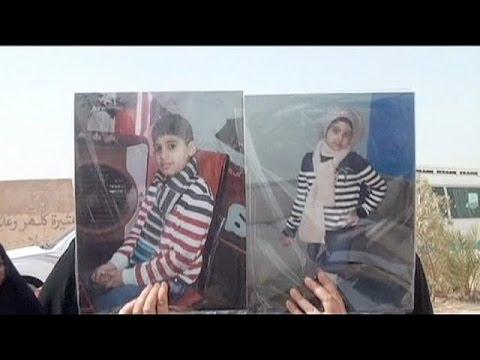 Ιράκ: Θρήνος στην κηδεία δύο ανήλικων προσφύγων