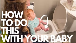 How to begin elimination communication: A little recap of how to start EC at each stage and age