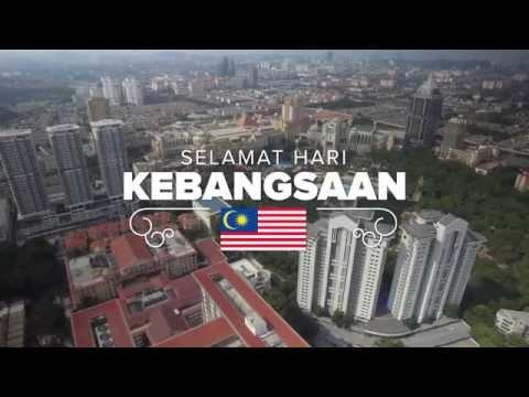 Selamat Hari Kebangsaan - Celebrating Malaysia