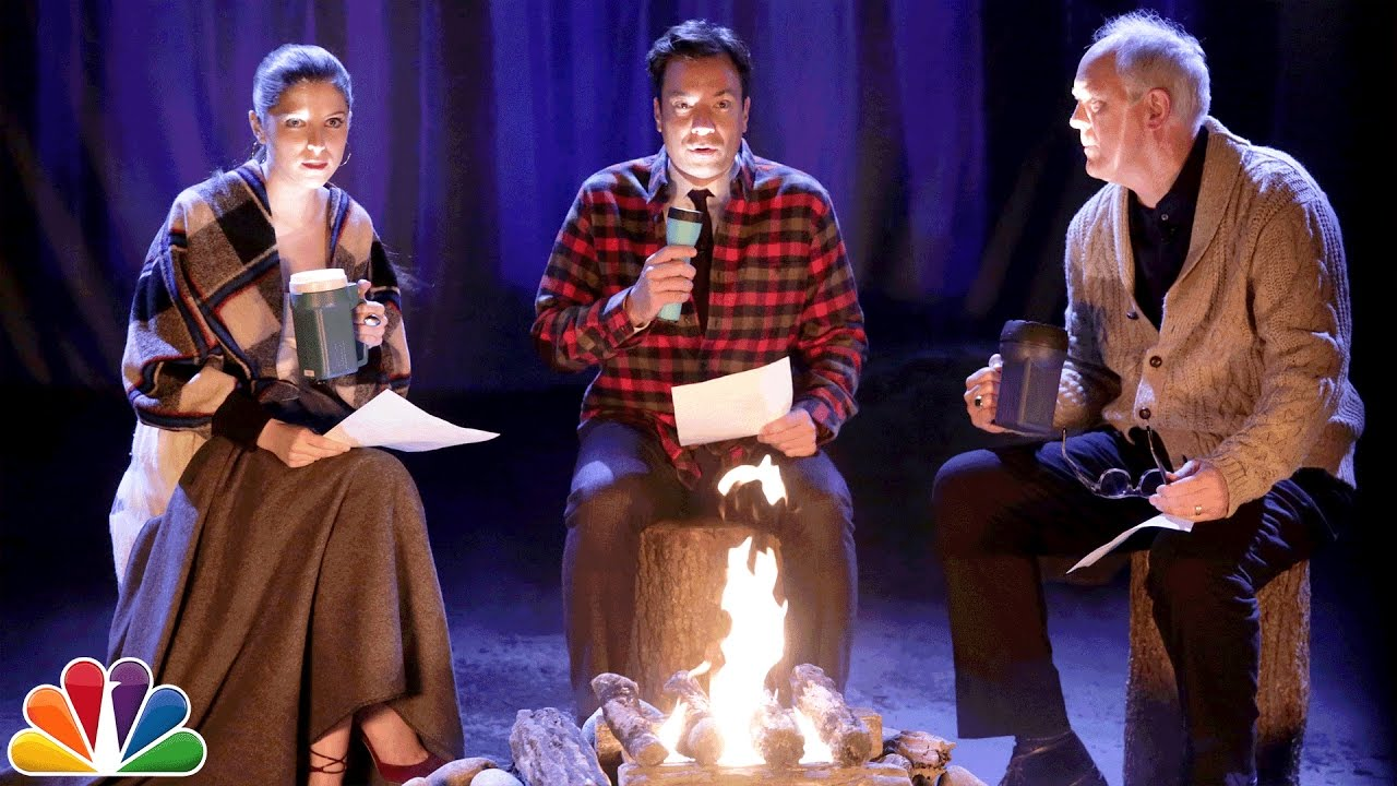 Kids Campfire with Anna Kendrick and John Lithgow thumbnail