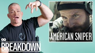 Navy SEAL Jocko Willink Breaks Down Combat Scenes From Movies | GQ