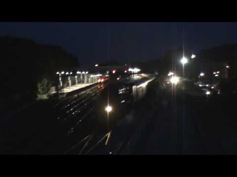 LNER A4 60009 'Union of South Africa' departs Redhill under …