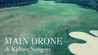 Drone Flight Bareng | MJX Bugs + Dji Spark + Dji Phantom 3 Pro