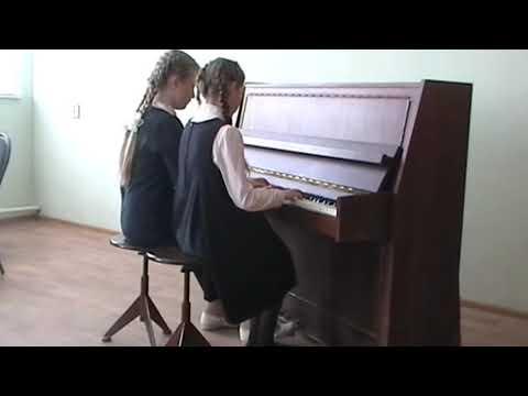 Ансамбль: Мельникова Анастасия, Мавлютова Диляра