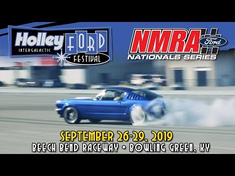 2019 Holley Ford Fest - Bowling Green, Kentucky Sept 26-29