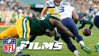 Packers D Pressure Provides Key Edge Against the Seahawks (Week 1)   NFL Turning Point