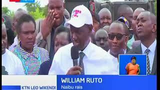 Naibu wa rais William Ruto azindua mnada wa kuku Uasin Gishu