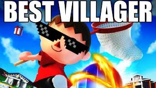 【SSB4】BEST VILLAGER N.A. - Ultimate Super Smash Bros. Villager K.O. Montage