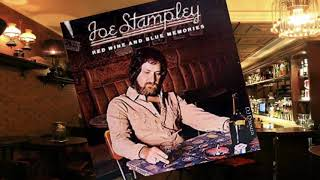 Joe Stampley   Red Wine And Blue Memories ( 1978)